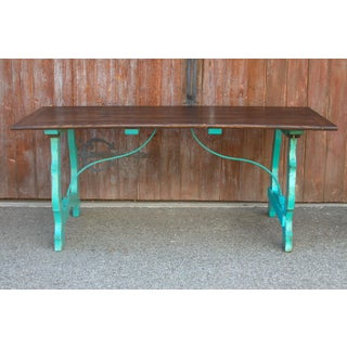 Vibrant Spanish Colonial Dining Table Preview