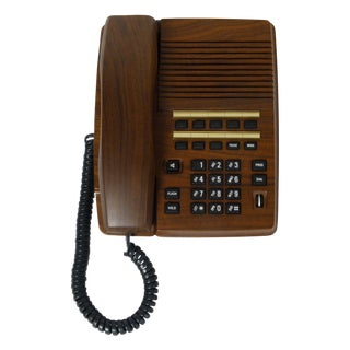 Walnut Executive Phone For Sale