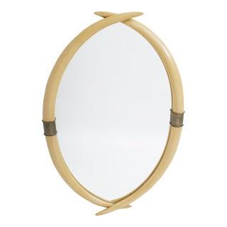 "1970 ""Elephant Tusk"" Mirror For Sale"