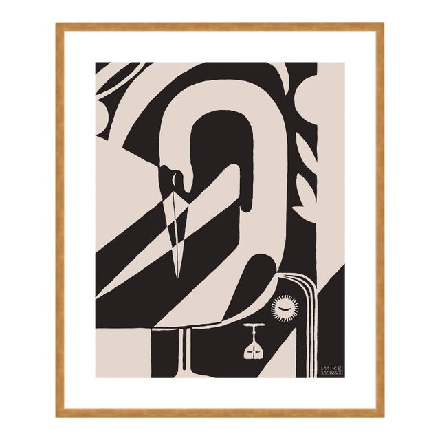 Paper Delphi Gallery Wall, Set of 5 For Sale - Image 7 of 9