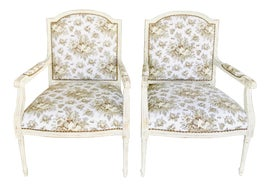 Image of Shabby Chic Accent Chairs