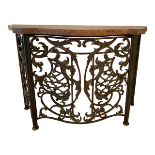 Lillian August Console Table For Sale