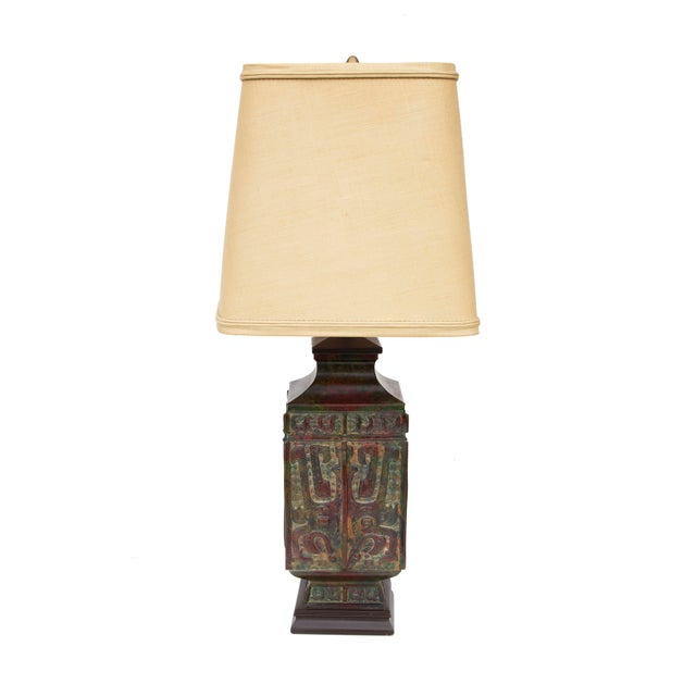 Vintage Table Lamp by Marbro Lighting For Sale - Image 12 of 12