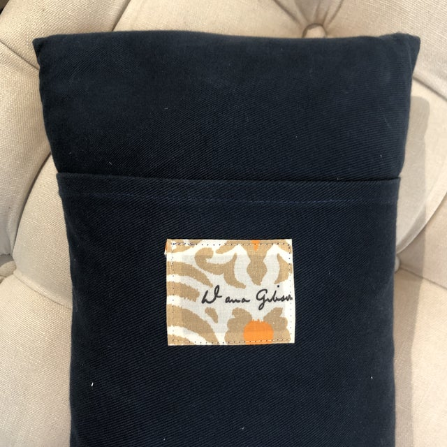 Leopard Lumbar Pillow by Dana Gibson For Sale In Atlanta - Image 6 of 13