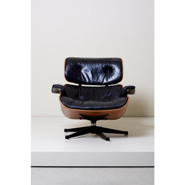 Classic Lounge Chair by Ray and Charles Eames for Herman Miller, 1970s For Sale - Image 11 of 12