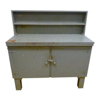 1950s Handyman's Work Bench