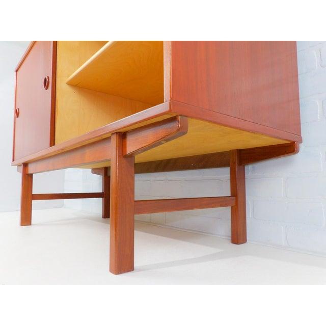 DUX Folke Ohlsson for Dux Sweden Mid Century Modern Sideboard For Sale - Image 4 of 13
