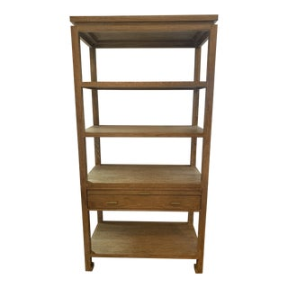 Rustic Serena & Lily Reese Shelf For Sale