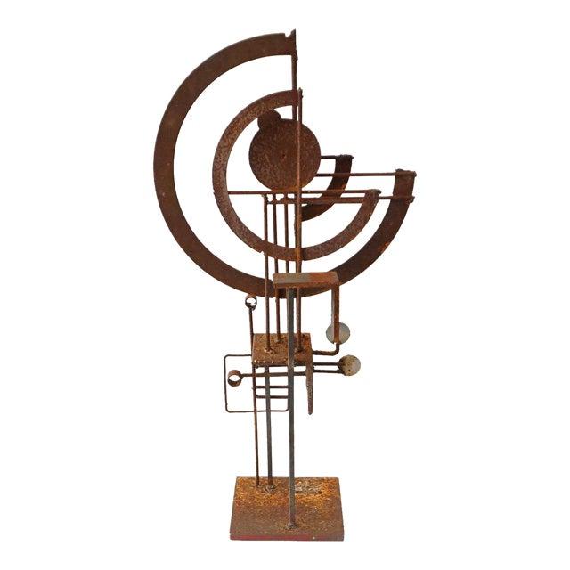 Frank Cota Brutalist Sculpture - Image 1 of 7
