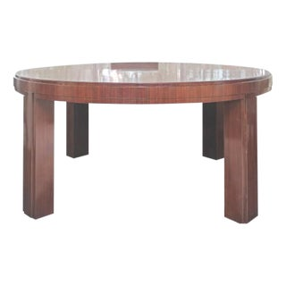 Ralph Lauren Mahagony Dining Table For Sale