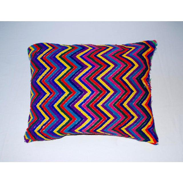 Moroccan Berber Pillow, Zagora - Image 2 of 3