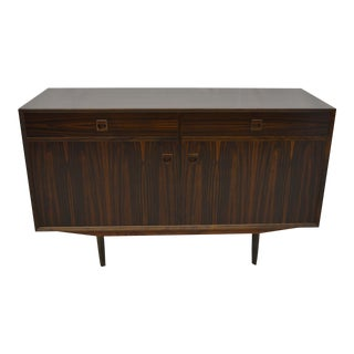 Mid-Century Modern Rosewood Credenza/Sideboard For Sale