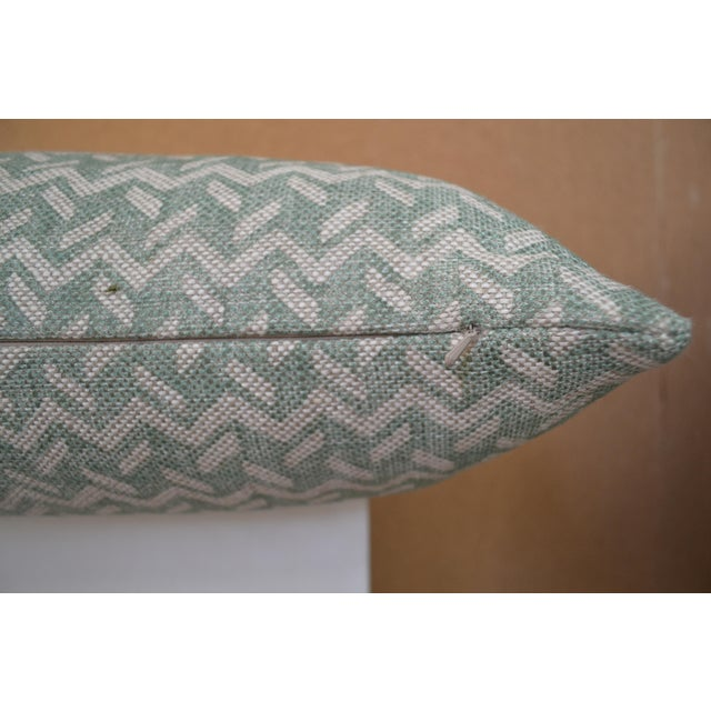 Custom Fermoie Chiltern Pillow For Sale - Image 4 of 7