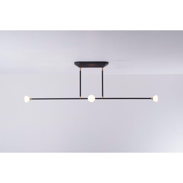 Apollo 4 Chandelier by McKenzie & Keim For Sale - Image 13 of 13