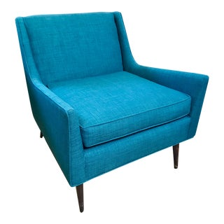 1950s Mid-Century Modern Paul McCobb Lounge Chair For Sale