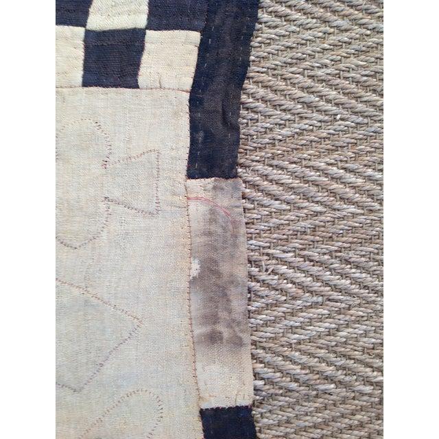 Vintage African Kuba Cloth - Image 7 of 8