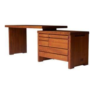 Pierre Chapo B19 Desk For Sale