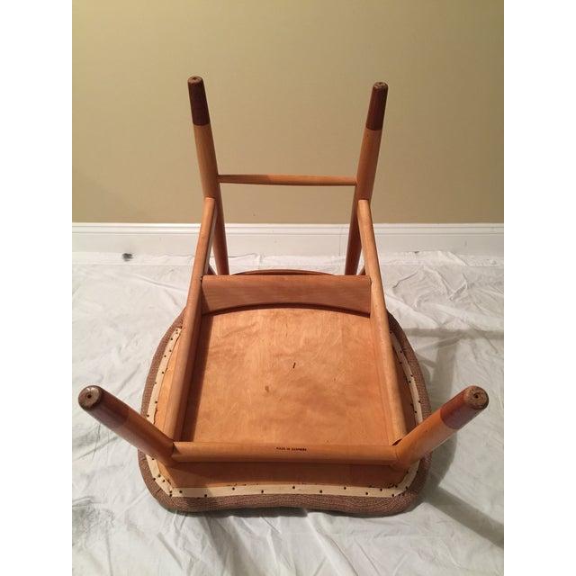 Tan Ib Kofod Larsen Mid-Century Modern Penguin Chair For Sale - Image 8 of 9