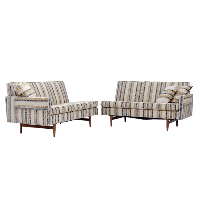 Mid-Century Sectional Sofa For Sale - Image 9 of 9