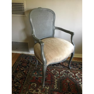 Vintage Refinished Louis Armchair Preview