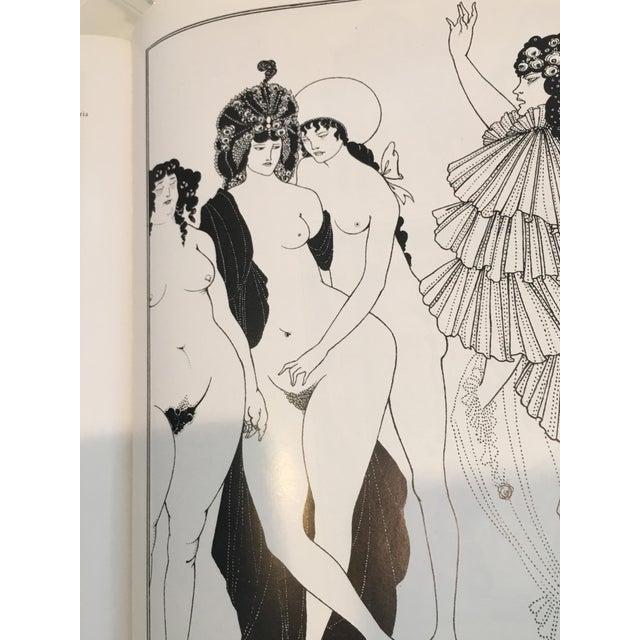 Aubrey Beardsley 1990s Vintage Beardsley by Aileen Reid Hardcover Book For Sale - Image 4 of 12