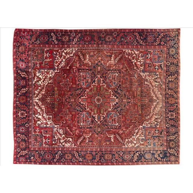 Apadana-Persian Rug - 8′10″ × 10′9″ - Image 1 of 4
