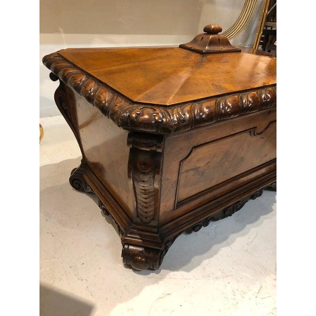 Antique Regency Cellarette For Sale - Image 4 of 13