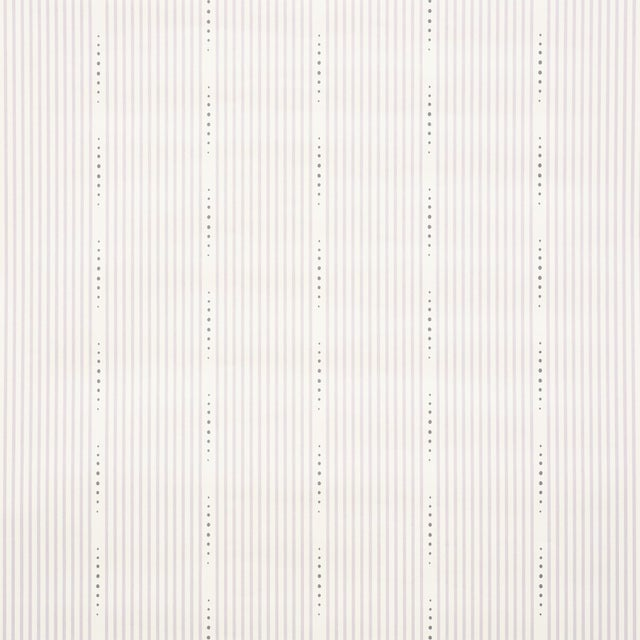 Contemporary Schumacher X David Oliver Opus Wallpaper in Lavender For Sale - Image 3 of 3
