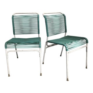 Vintage Ames Aire Dining Chairs - A Pair