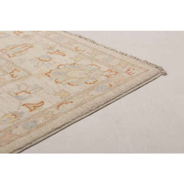 """Boho Chic Classic Hand-Knotted Rug, 6'4"""" X 9'2"""" For Sale - Image 3 of 6"""