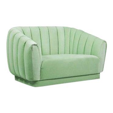 Oreas Single Sofa by Covet Paris For Sale