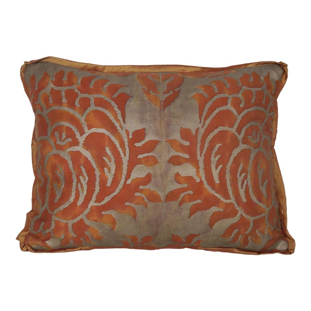 Pair of Fortuny Accent Pillows For Sale