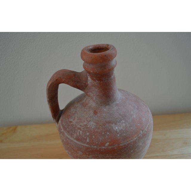 Greek Antique Stamna Pottery Vase - Image 4 of 4