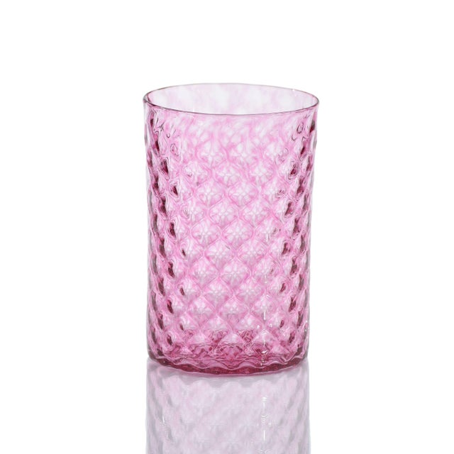Pink Perfection Bundle, Glassware & Bowls - 27 Pieces For Sale - Image 4 of 12