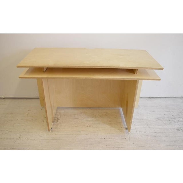 2010s Modern Donald Judd's Architecture Desk For Sale - Image 5 of 5
