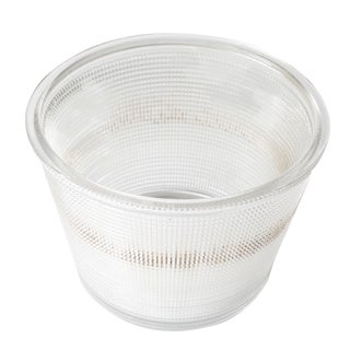 Art Deco Holophane Glass Bowl For Sale