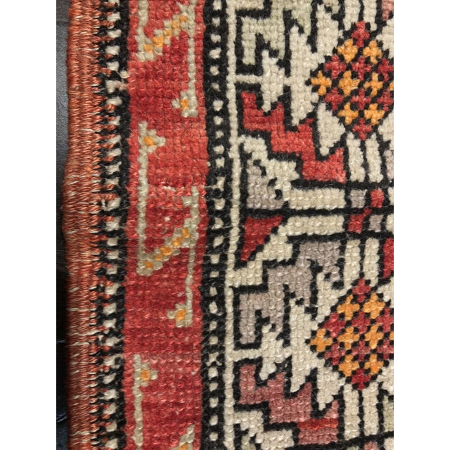 """Bellwether Rugs Vintage Turkish Oushak Small Area Rug - 4'4""""x6'6"""" - Image 9 of 11"""