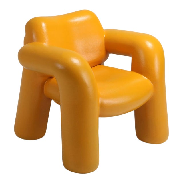 Blown-Up Chair by Schimmel & Schweikle For Sale