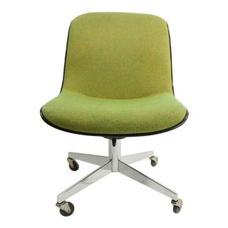 Swivel Tilt Desk Chair by Steelcase For Sale