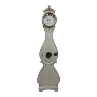 Long Case Swedish Mora Clock For Sale