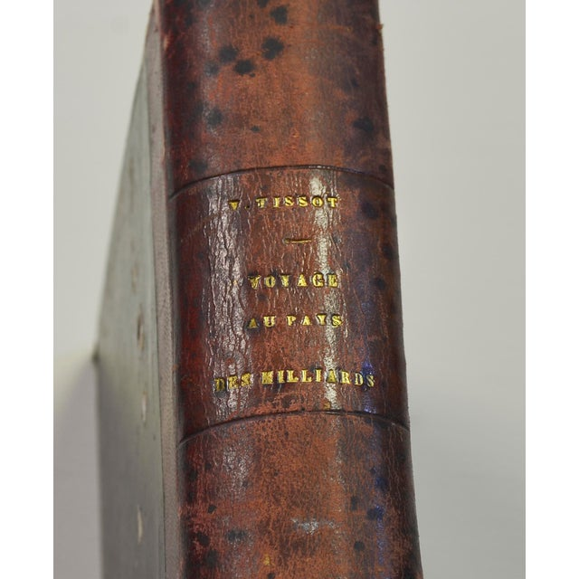 Voyage Au Pays Des Milliards, French Book For Sale - Image 4 of 7