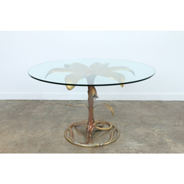 Arthur Court Gilded Lily Dining Set - Set of 7 - Image 8 of 10