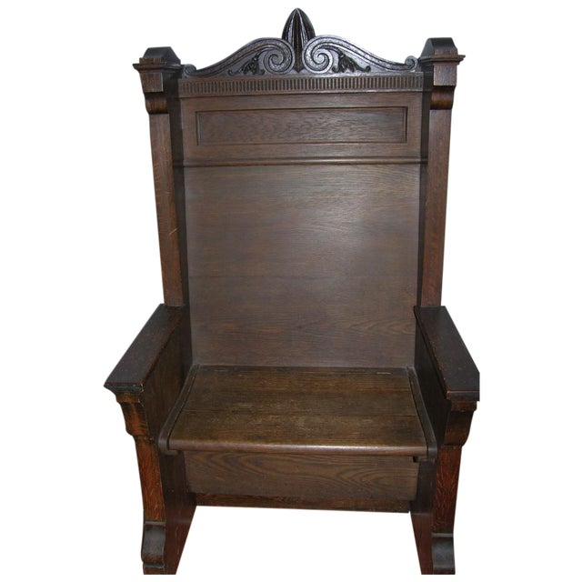 Mother Superior Chair - Image 1 of 4