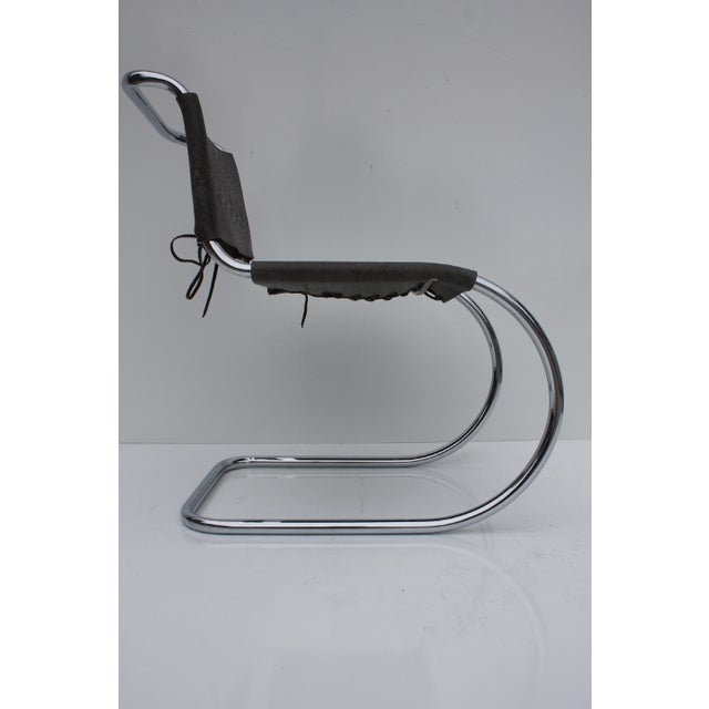 Knoll MR Side Chair By Mies Van Der Rohe - Image 9 of 9