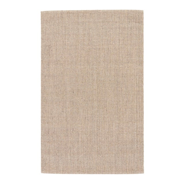 Jaipur Living Daytona Natural Cream/ Gray Area Rug - 9′6″ × 13′6″ For Sale In Atlanta - Image 6 of 6
