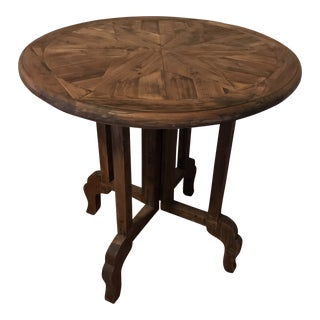 Uttermost Imber Accent Table For Sale