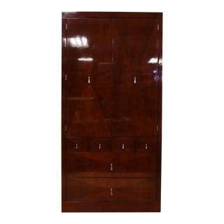 Baker Modern Armoire Dresser