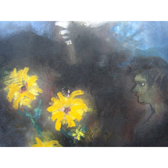 Pastel Over Monotype by Walter Kuhlman - Image 2 of 3
