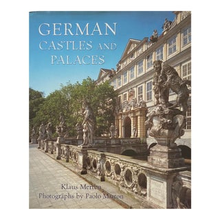 German Castles and Palaces by Klaus Merten For Sale