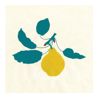 Bright Pomona Fruit 4, Unframed Artwork For Sale